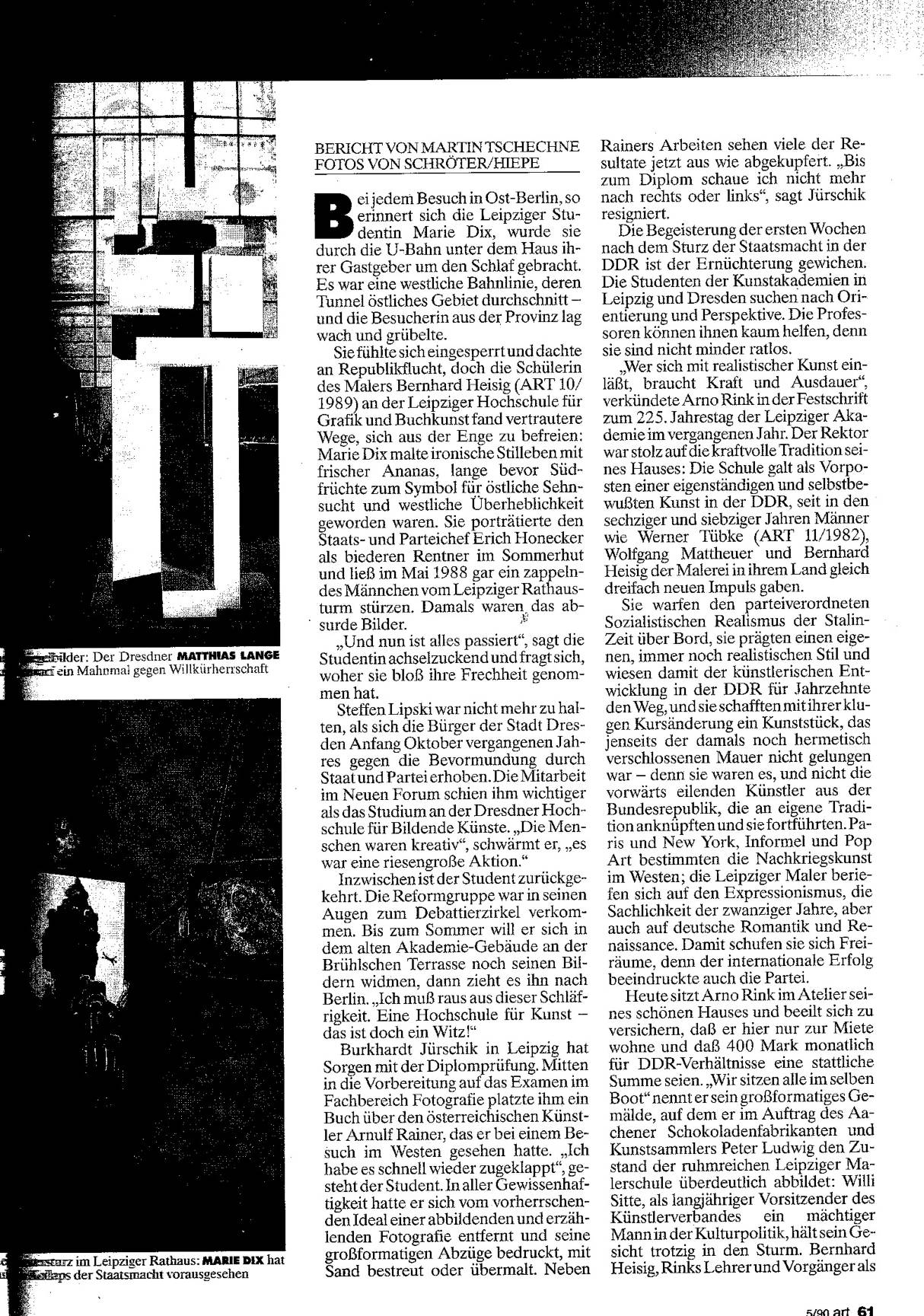 Art Magzine 02 Text05. 1990